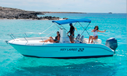 Rent Key Largo 22 Open