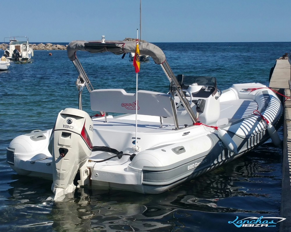 Lanchasibiza.com MV Marine 620