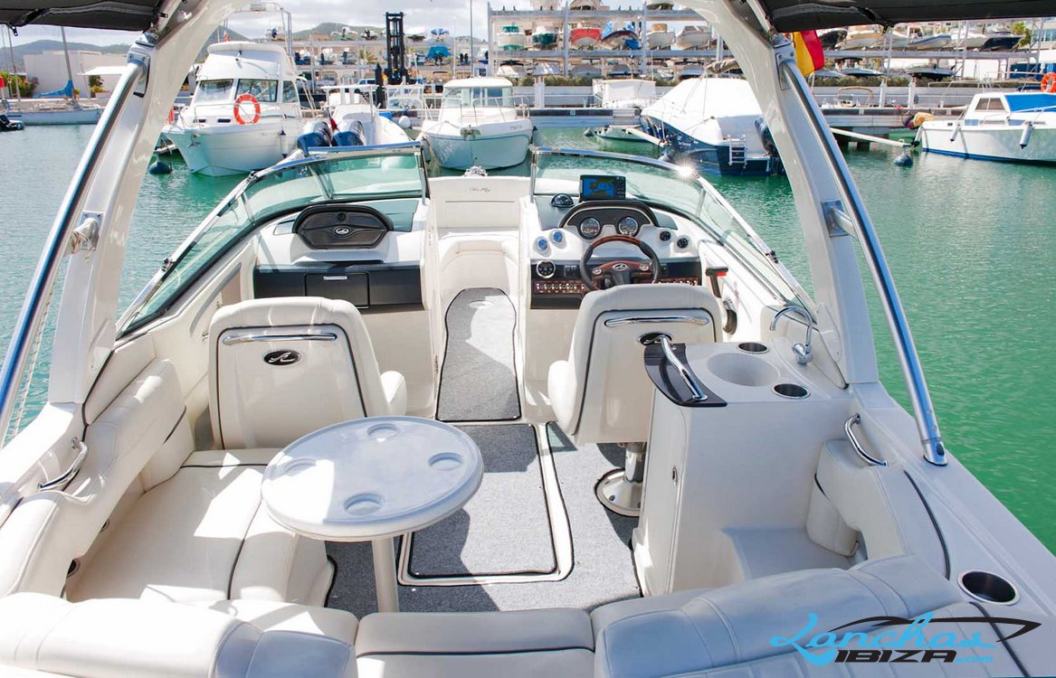 Lanchasibiza.com Sea Ray 250