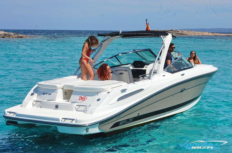 Lanchasibiza.com Sea Ray 270 SLX BAD