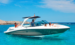 Mieten Sea Ray 270 SLX BAD