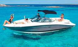 Alquile Sea Ray 270 SLX