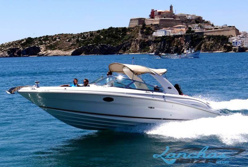 Lanchasibiza.com Sea Ray 290 BR