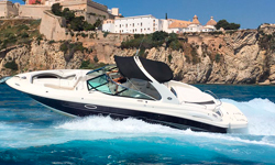 Alquile Sea Ray 290 SLX