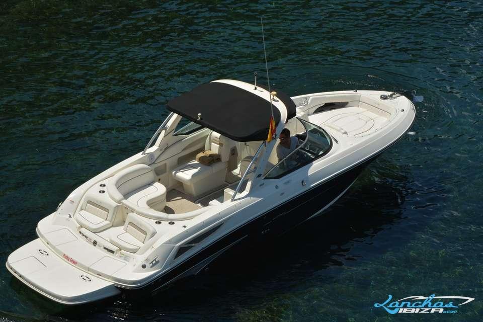 Lanchasibiza.com - Sea Ray 300 SLX