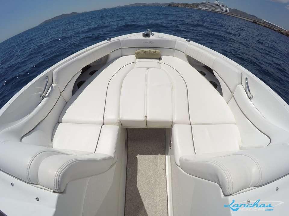 Lanchasibiza.com Sea Ray 300 SLX