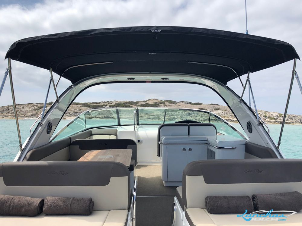 Lanchasibiza.com Sea Ray 37