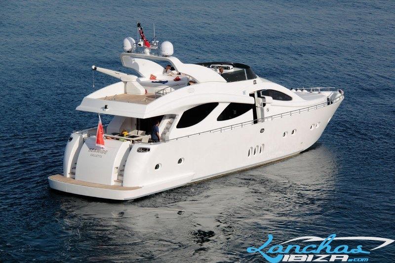 Lanchasibiza.com Seawide 80