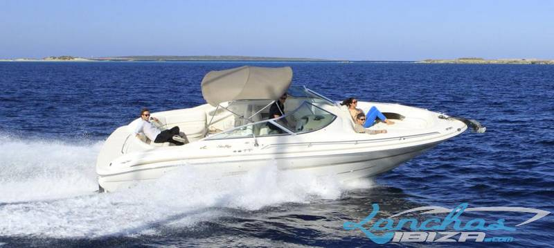Lanchasibiza.com - Sea Ray 280