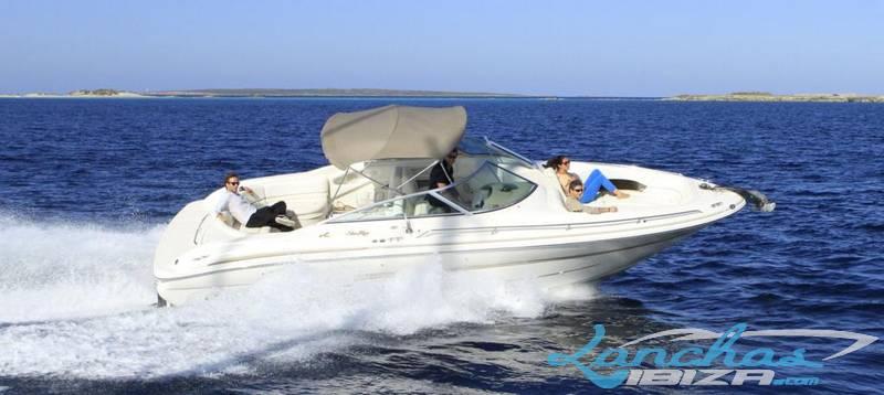 Lanchasibiza.com Sea Ray 280