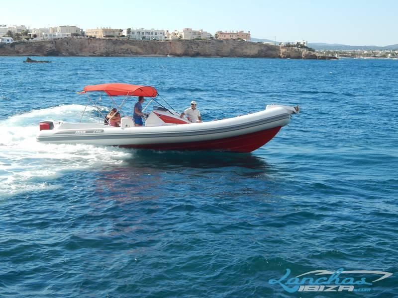 Lanchasibiza.com Selva D900 Sport