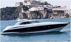 Rent Sunseeker Predator 58