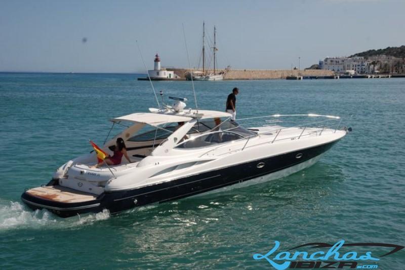 Lanchasibiza.com Sunseeker SH 50